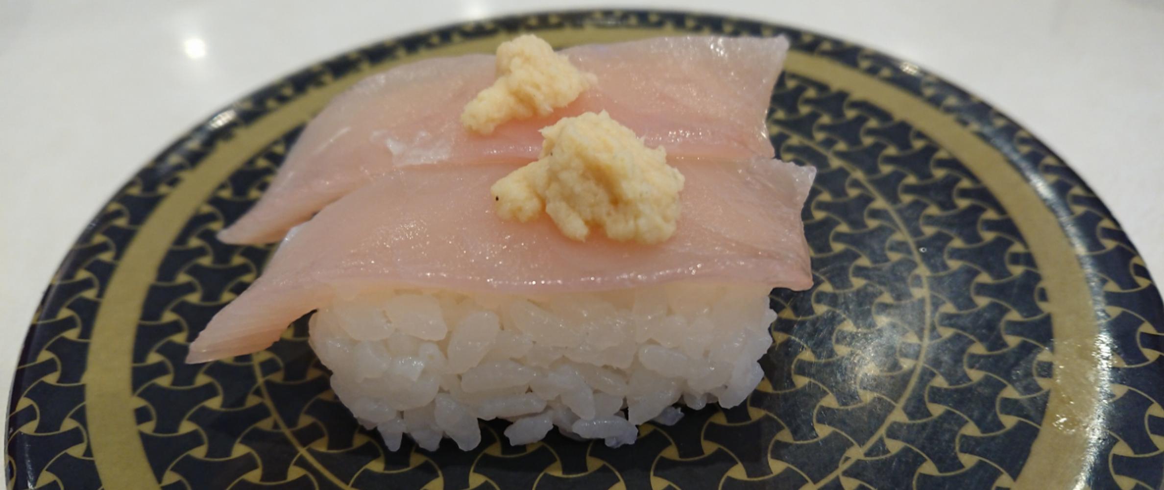 はま寿司のお寿司