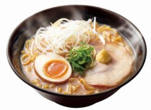 2019年11月28日より期間限定で販売された、はま寿司の「濃厚!北海道味噌ラーメン」